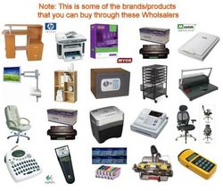 OFFICE EQUIPMENTS from SIS TECH GENERAL TRADING LLC