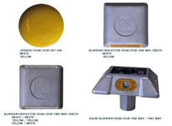 ROAD STUD / SOLAR ROAD STUD from GULF SAFETY EQUIPS TRADING LLC
