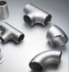 Steel Buttweld Fittings from METAL AIDS INDIA
