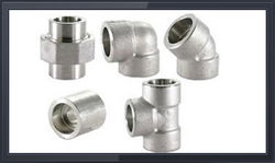 Forge Fittings from TI STEEL PRIVATE LTD.