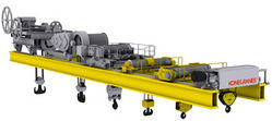 CRANES MFRS & DISTRS from KONECRANES MIDDLE EAST FZE