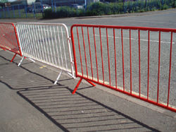 Steel Crowd Barricades, Police Type Barriers Q Poles Queue Manager Suppliers Exporters Company in UAE, Dubai, Abu Dhabi, Sharjah, Oman, Iran, Nigeria, Kenya, Ethiopia, Jordan from CHAMPIONS ENERGY, FENCE FENCING SUPPLIERS UAE, WWW.CHAMPIONS123.COM