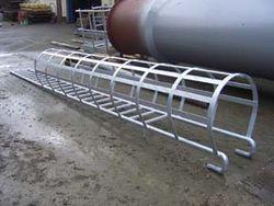 Steel Galvanized SS Stainless Steel Ladders, Catladders Hoop