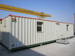Office Container hire in uae from RTS CONSTRUCTION EQUIPMENT RENTAL L.L.C