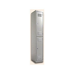 STAFF LOCKERS, steel Lockers, two door 042222641 from ABILITY TRADING LLC