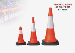 ROAD CONE 1 MTR,ROAD CONE, pole 042222641 from ABILITY TRADING LLC