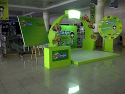 Mall Promotion Kiosk from ASIATIC EXPO MEDIA FZ LLC