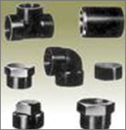 Carbon Steel Screwed Fittings from JAYANT IMPEX PVT. LTD