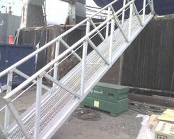 LADDERS - CAT / CAGE, Catladder, Bird Control Pigeon Spikes, Fire Escape Chutes, Fencing Steel Suppliers, Exporters, CONTRACTORS IN UAE, Qatar, Oman, Jordan, Morocco, Algeria, Armenia, Georgia, Baku, Ethiopia, Tanzania, Africa, Kenya, Ghana, Iran, Iraq, I from CHAMPIONS ENERGY, FENCE FENCING SUPPLIERS UAE, WWW.CHAMPIONS123.COM