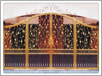 Gates & Fences (Casting) from HERITAGE PALACE DECOR CONT.LLC