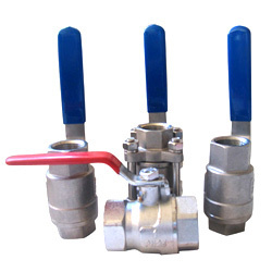 Stainless Steel Valves  from KONARK METAL INDUSTRIES