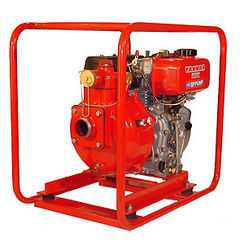 High Pressure Pumps from LEADER PUMPS & MACHINERY - L L C