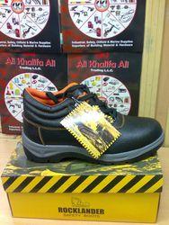 Rocklander safety shoes from SAFELAND TRADING L.L.C