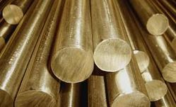 BRASS ROUND BAR from NESTLE STEEL INDIA