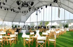 Wedding Hall from BAIT AL NOKHADA TENTS & FABRIC SHADE LLC