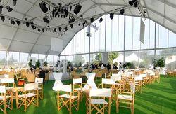 Wedding Hall from BAIT AL NOKHADA TENTS & FABRIC SHADE LLC
