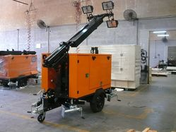 LIGHTING TOWERS from PRECISION INDUSTRIES