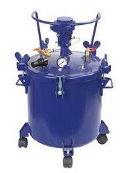 Pressure Pot Supplier in Dubai from SPEED BLAST TRADING LLC