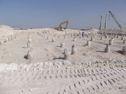 Pile Cutting from AL KAYAN TECHNICAL SERVICES