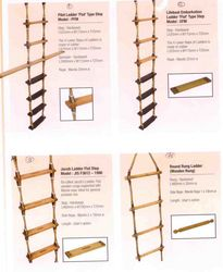 ROPE LADDER ,PILOT LADDER ,JACOB LADDER from GULF SAFETY EQUIPS TRADING LLC