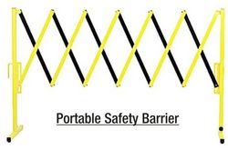 ROAD SAFETY BARRIER PORTABLE  from SAFELAND TRADING L.L.C