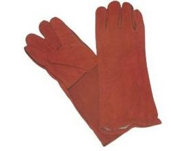 WELDING GLOVES WITH PIPING  from SAFELAND TRADING L.L.C