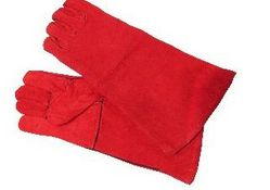 WELDING GLOVES WITHOUT PIPING  from SAFELAND TRADING L.L.C