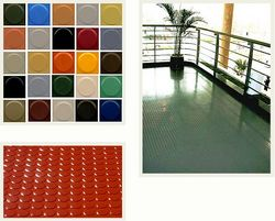 RUBBER STUDDED FLOOR, STUDDED FLOOR from SIS TECH GENERAL TRADING LLC