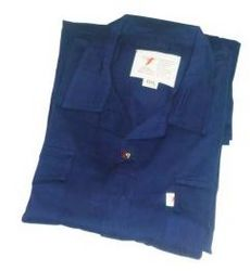 COVERALL COTTON DARK BLUE COLOR  from SAFELAND TRADING L.L.C