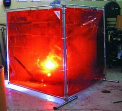 welding screen , welding protector from GULF SAFETY EQUIPS TRADING LLC