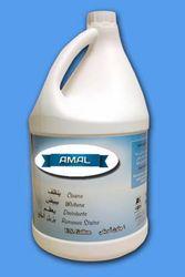 Bleach Liquid in UAE from AL MAS CLEANING MAT. TR. L.L.C