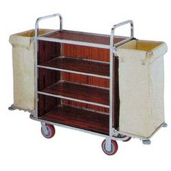 Housekeeping Carts from AL MAS CLEANING MAT. TR. L.L.C