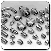 Nickel & Copper Alloy  FORGED FITTINGS from NAVSAGAR STEEL & ALLOYS