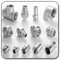 Stainless & Duplex Steel FORGED FITTINGS  from UDAY STEEL & ENGG. CO.