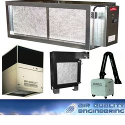AIR QUALITY ENGINEERING Electrostatic Precipitators from RAPID COOL TRADING CO. LLC