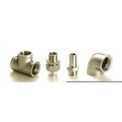 Stainless Steel Forged Fittings from BHAVIK STEEL INDUSTRIES