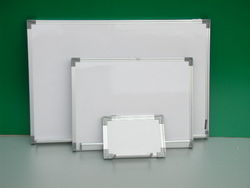 White Magnetic Board from SIS TECH GENERAL TRADING LLC