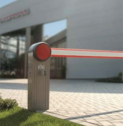 TRAFFIC BARRIERS- Parking Barrier in UAE from DESERT ROOFING & FLOORING CO L L C (DOORS DIVISION)