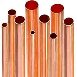 Copper Alloy pipes from JAYVEER STEEL