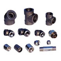 Industrial Forged Pipe Fittings from JAYVEER STEEL