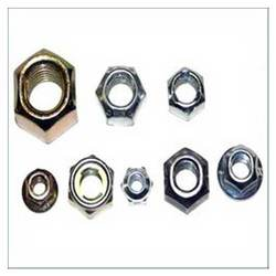 Metal Nuts from JAYVEER STEEL