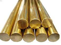 Brass Bars from JAYVEER STEEL