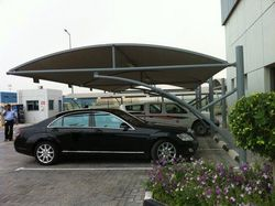 Car Park shades from GRACETECH TECHNICAL SERVICES LLC