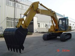 EXCAVATOR ON RENT - UAE- ABU DHABI  from WESTERN HEAVY EQUIPMENT RENTAL L. L. C