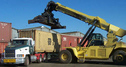 CONTAINER TRANSPORT AND MOVEMENTS  from WESTERN HEAVY EQUIPMENT RENTAL L. L. C