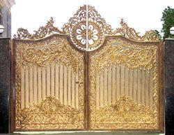 Cast Aluminium Gates