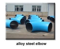 Alloy Steel Elbow from JAYVEER STEEL
