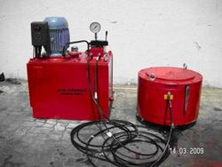 HYDRAULIC JACK & POWER PACK in Dubai from APEX EMIRATES GEN. TRAD. CO. LLC