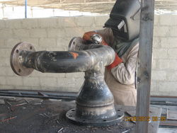 STEEL FABRICATION COMPANIES from AL WASI BUILDING METAL CONSTRUCTION IND LLC