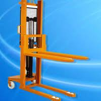 MANUAL HYDRAULIC HAND STACKER from EXCEL TRADING COMPANY - L L C